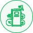 Flexonyomógépek, tekercsvágók, laminálók gyártása | Montáž