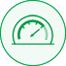 Flexonyomógépek, tekercsvágók, laminálók gyártása | Geschwindigkeit