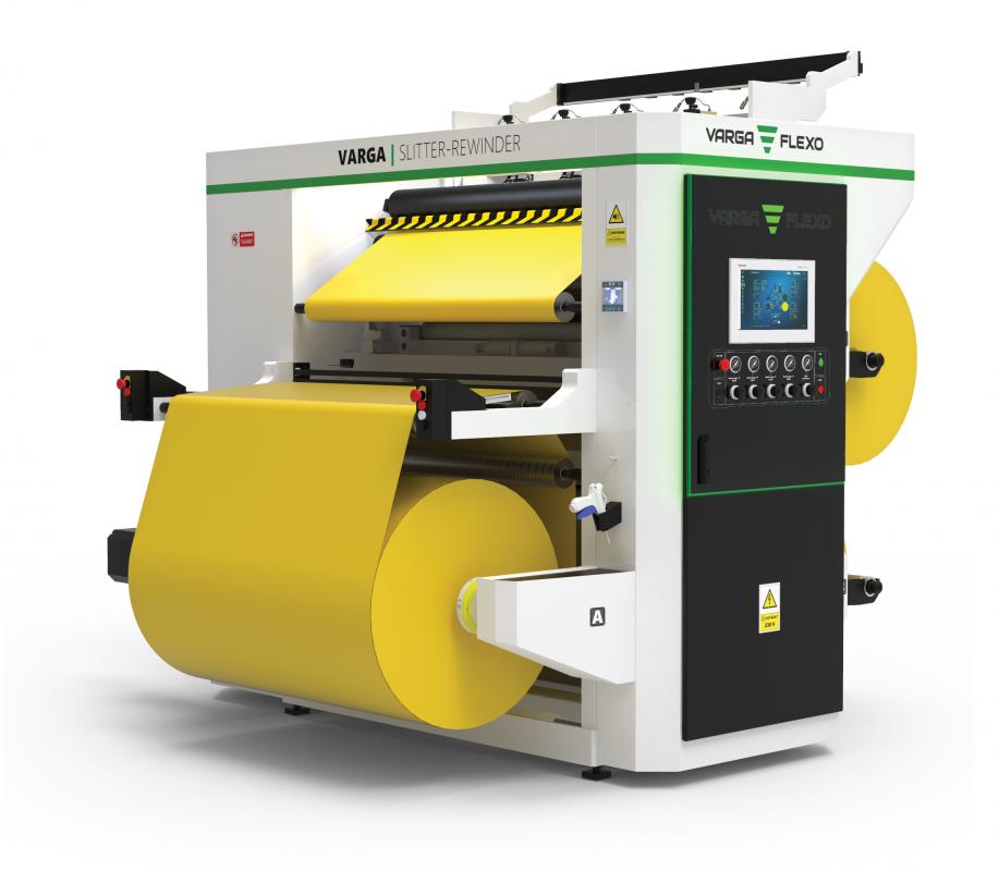 Flexonyomógépek, tekercsvágók, laminálók gyártása   Effektives rollenschneiden