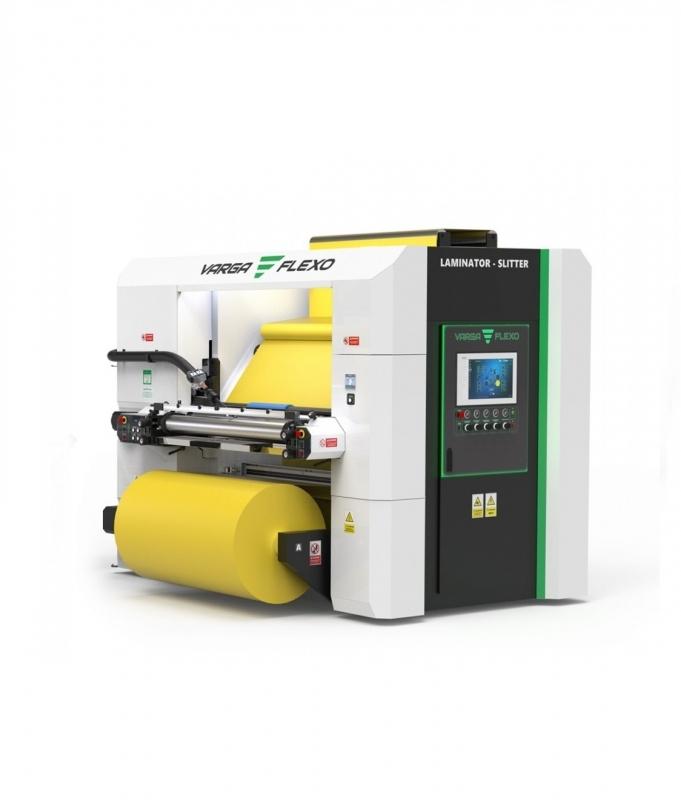 Flexonyomógépek, tekercsvágók, laminálók gyártása | Kaschierprozess