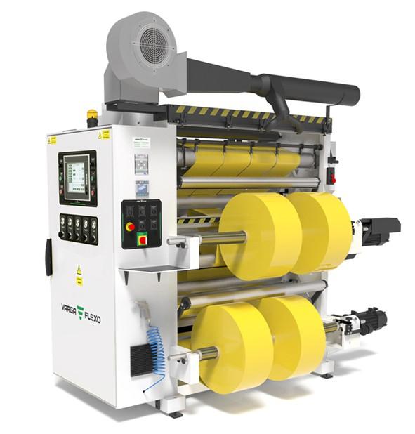 Flexonyomógépek, tekercsvágók, laminálók gyártása   Rollenschneiden