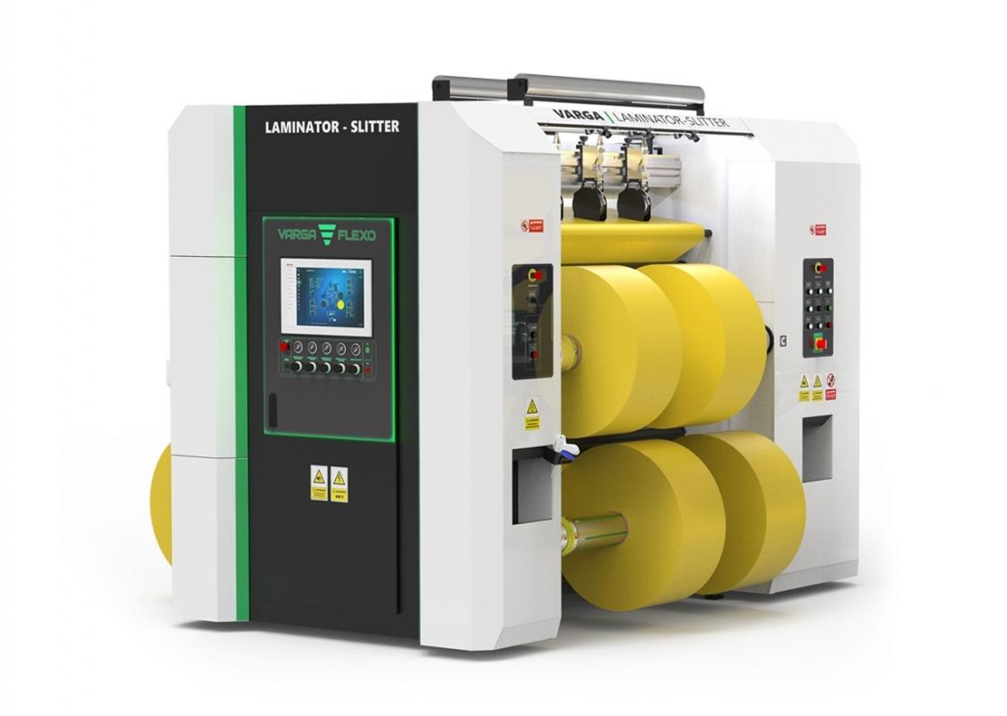 Flexonyomógépek, tekercsvágók, laminálók gyártása | Rollenschneiden
