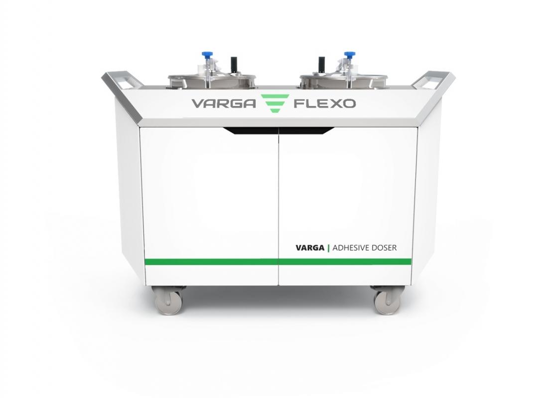 Flexonyomógépek, tekercsvágók, laminálók gyártása   Dozatorul de adeziv