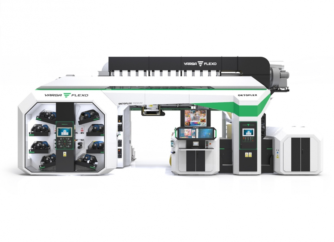 Flexonyomógépek, tekercsvágók, laminálók gyártása   Wprowadzone innowacje