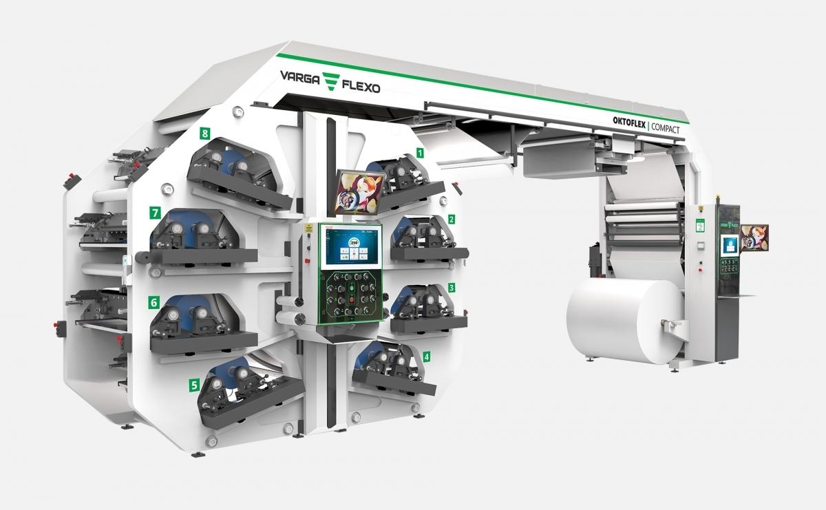 Flexonyomógépek, tekercsvágók, laminálók gyártása | Fleksografia