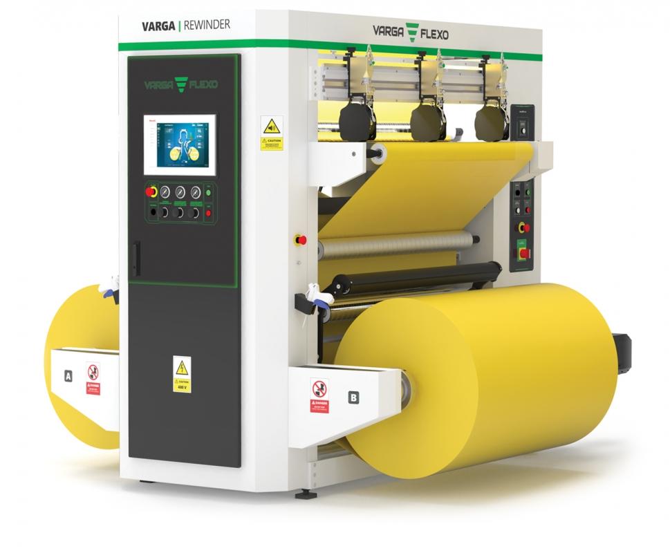 Flexonyomógépek, tekercsvágók, laminálók gyártása | Bobinare